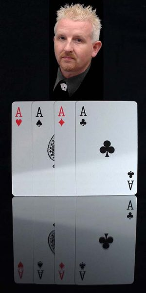 john Clayton in cards